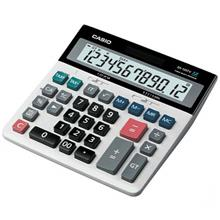 Casio DS-120TV Desktop Calculator